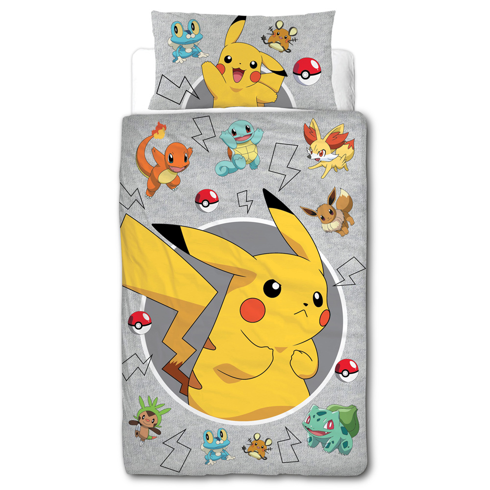 enfants-Premium-Linge-de-lit-135x200-MARVEL-DC-COMICS-STAR-WARS-LEGO-Pokemon