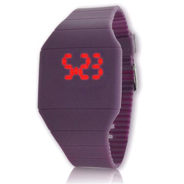 tanche digital led cran tactile sport bracelet en silicone montre enfant ebay. Black Bedroom Furniture Sets. Home Design Ideas