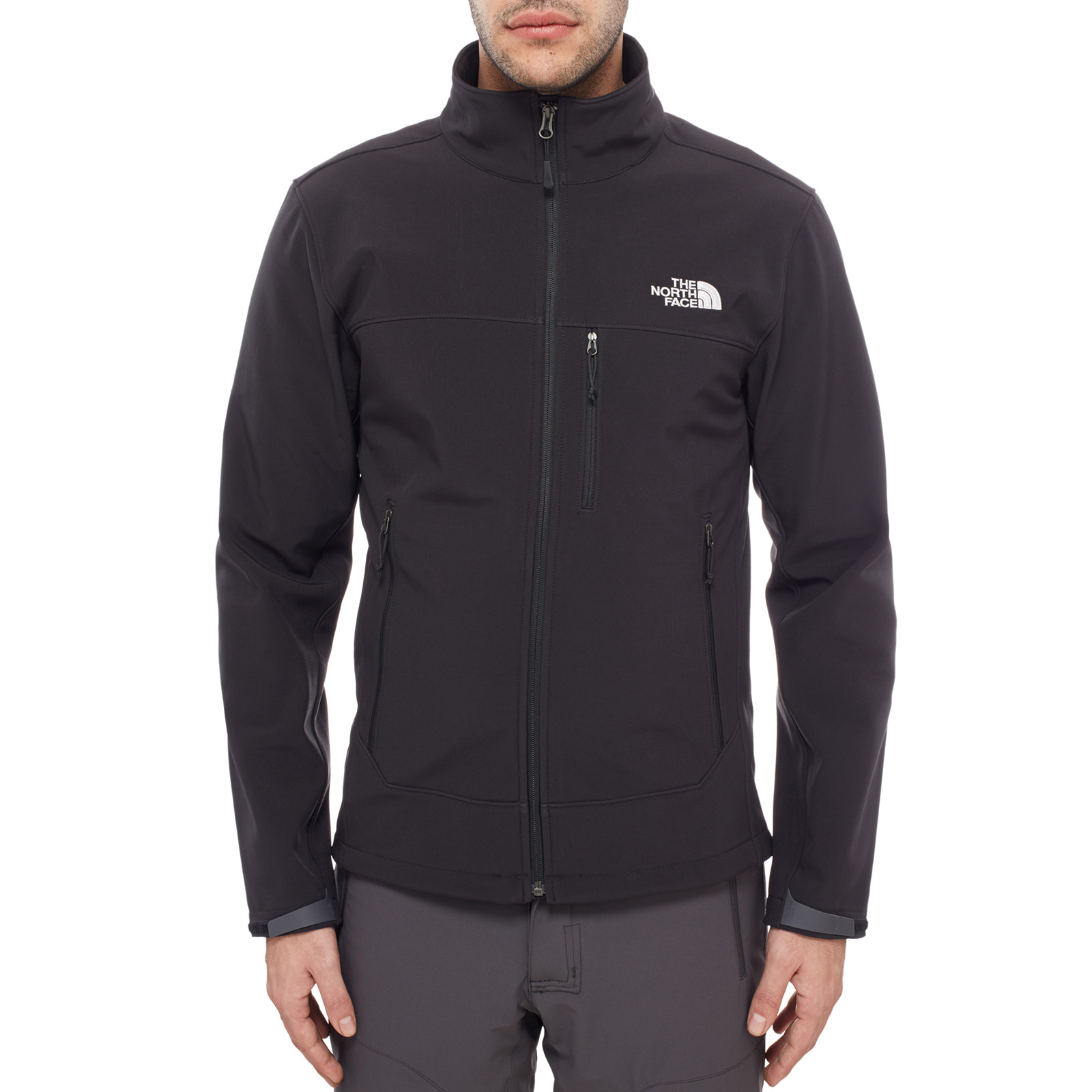 the north face herren apex bionisch softshell jacke ebay. Black Bedroom Furniture Sets. Home Design Ideas