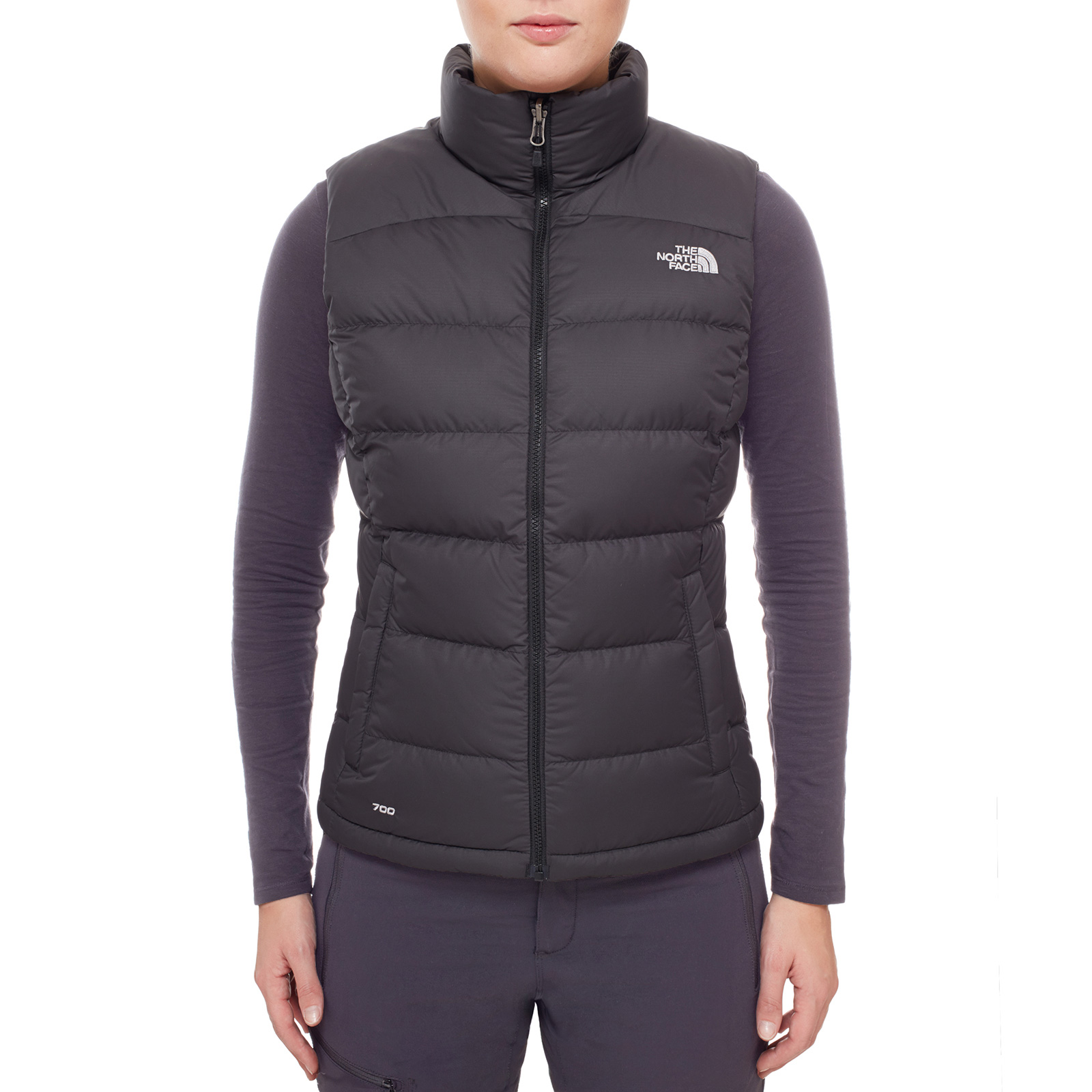 the north face damen nuptse 2 daunen weste ebay. Black Bedroom Furniture Sets. Home Design Ideas