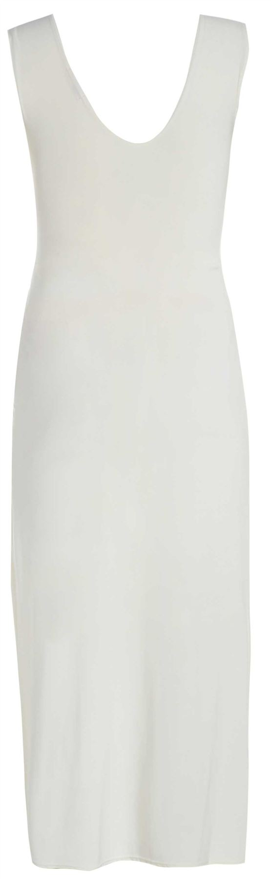 NEU Damen Promi Stil monochrom gestreift maxi kleid rock leggings