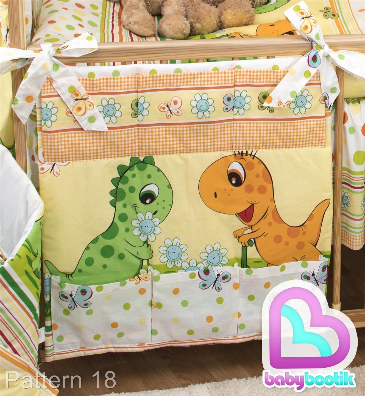 Cuarto de beb cuna beb ordenado organizador para cuna cuna cuna cama ebay - Organizador de cuna ...