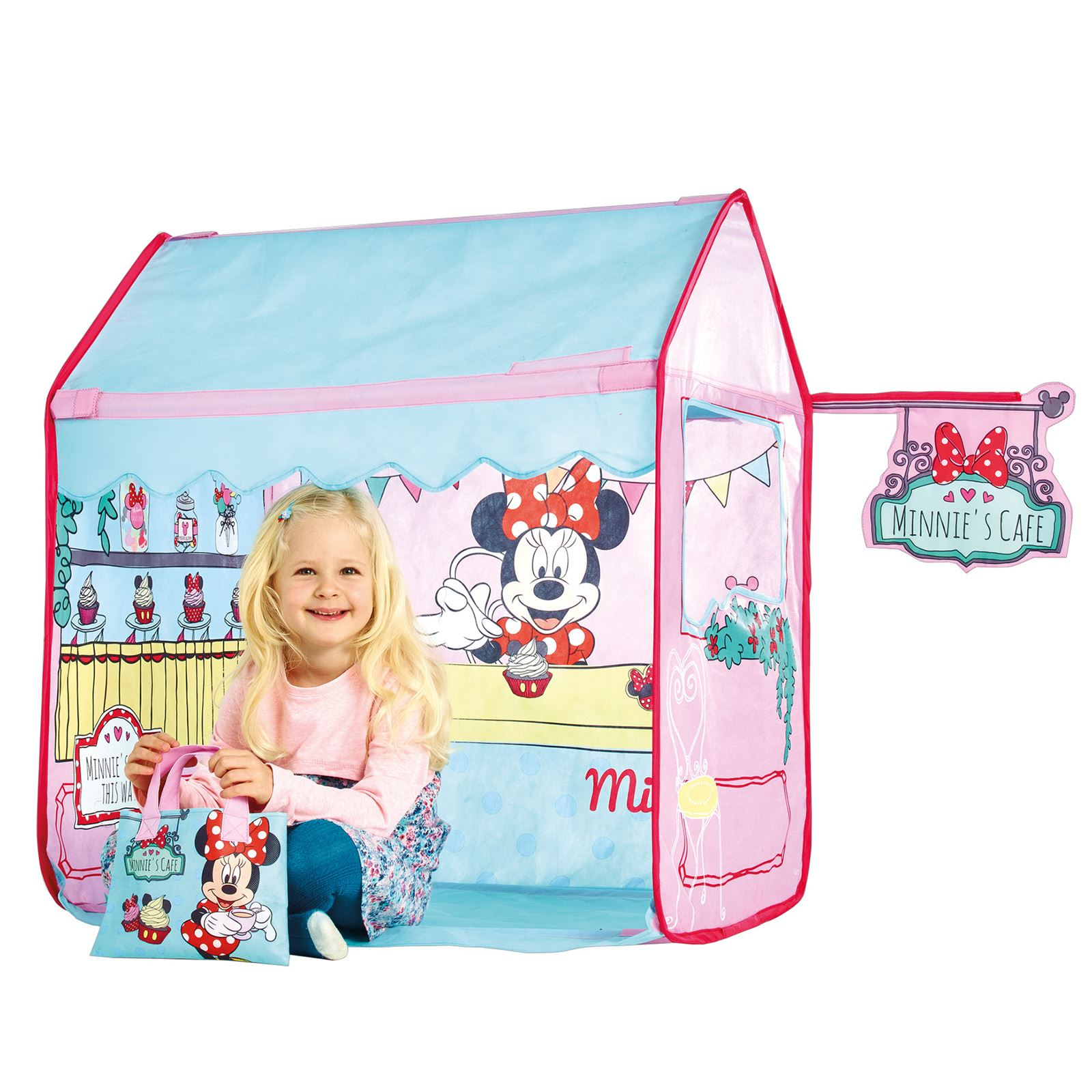 pop up spiel zelte kinder disney prinzessin eisk nigin. Black Bedroom Furniture Sets. Home Design Ideas