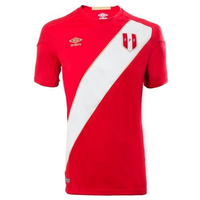 Umbro Umbro Umbro 2018 Weltmeisterschaft Peru Herren Auswärts Trikot UUM190177U 1805 2f01f6