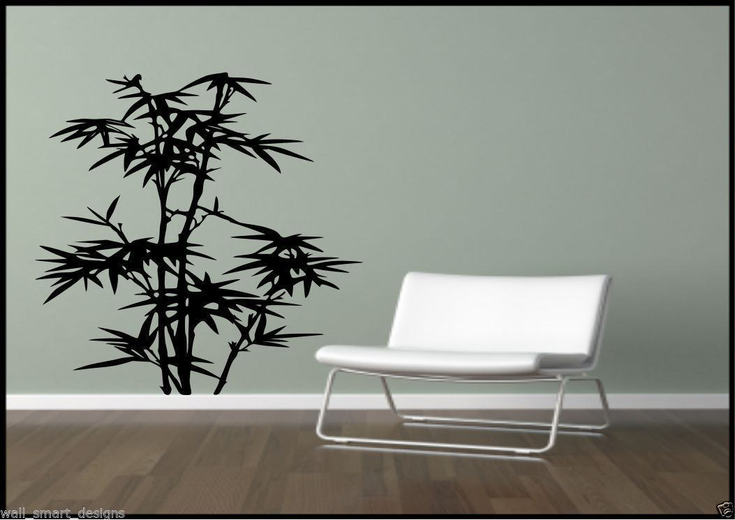 bamboo wall stencil the image kid has it. Black Bedroom Furniture Sets. Home Design Ideas