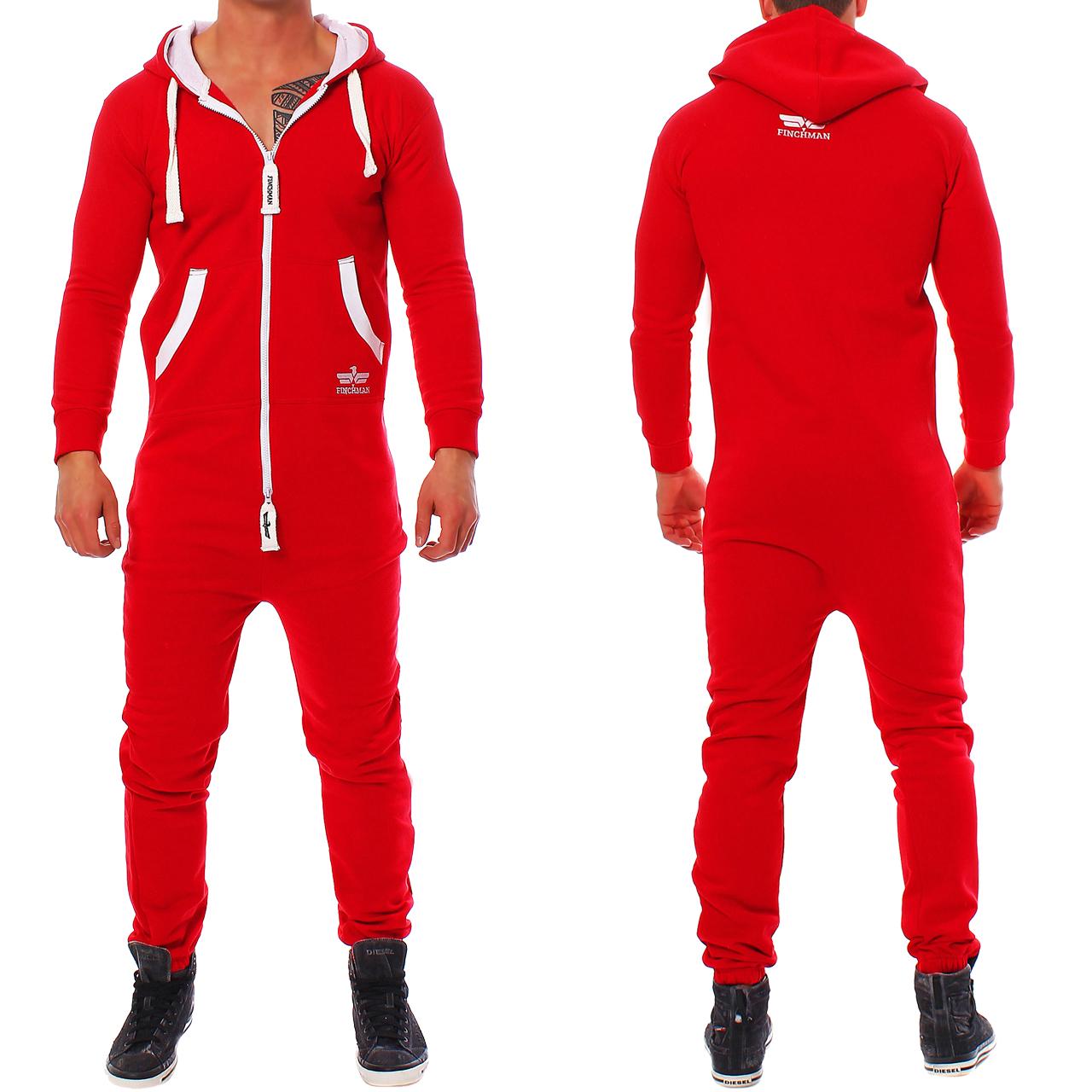 finchman homme combinaison jogger jogging costume. Black Bedroom Furniture Sets. Home Design Ideas