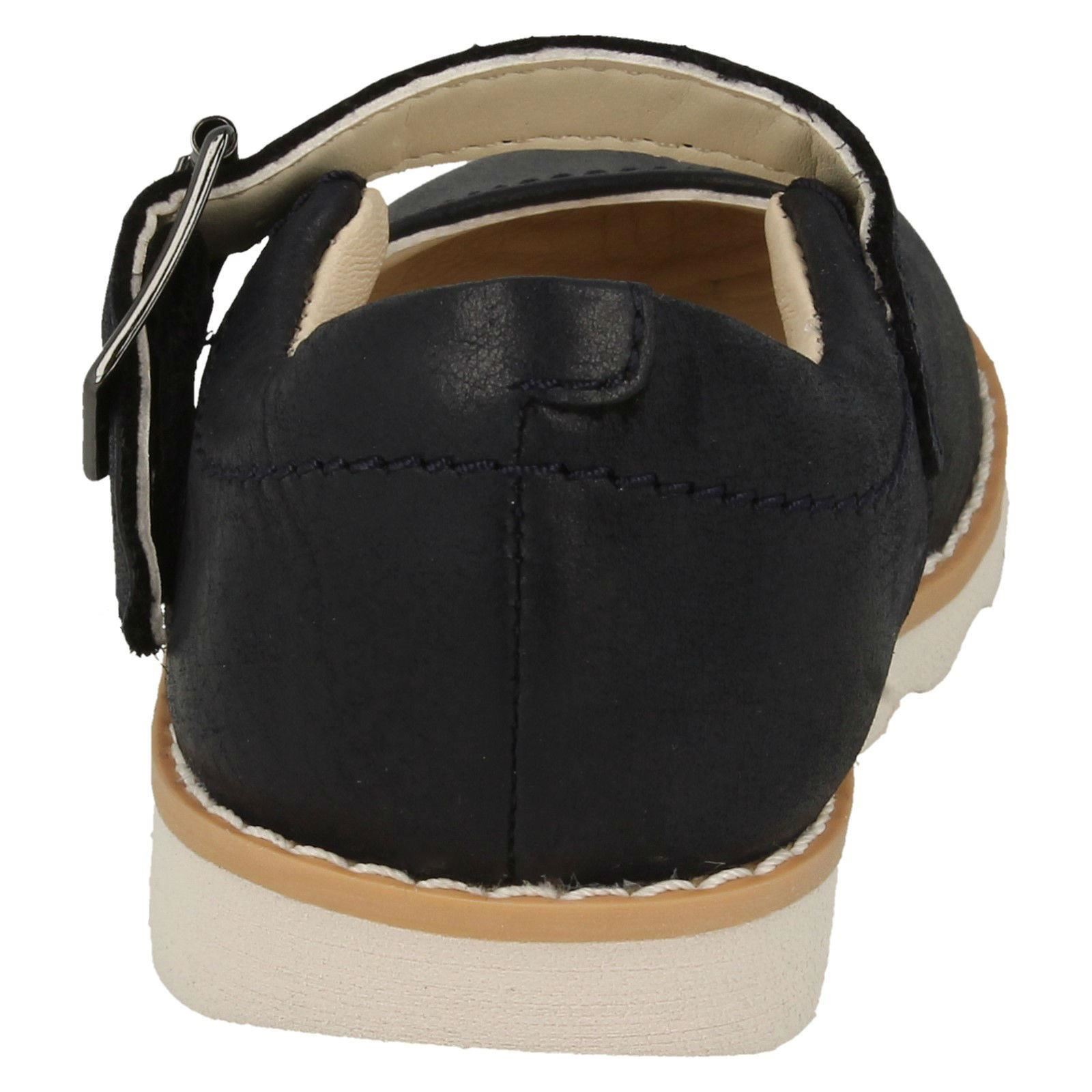 Clarks Girls Casual Air Spring Insole Shoes Crown Honor