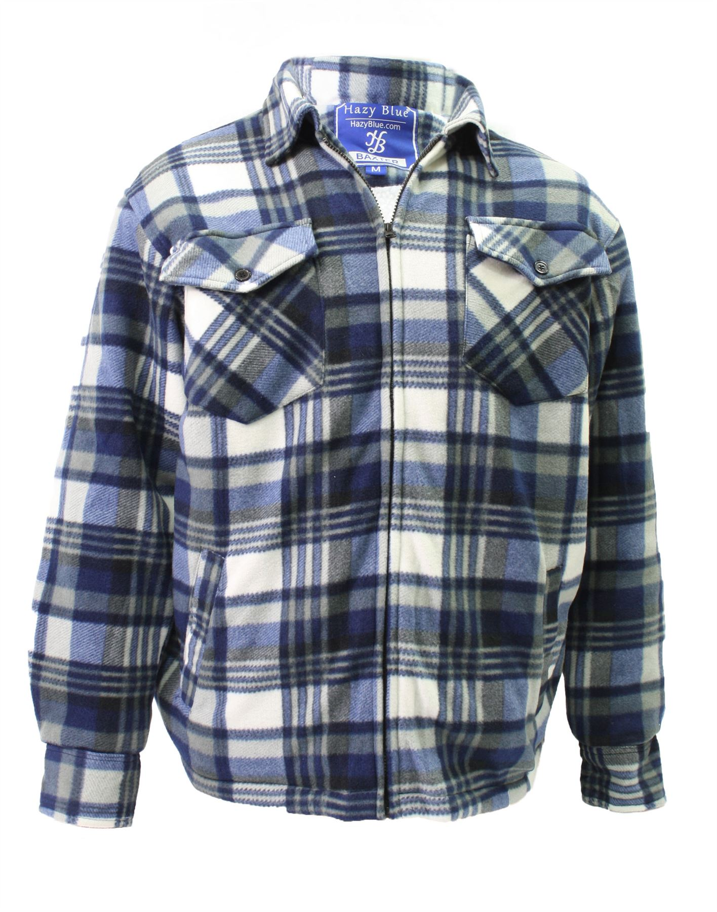 Shirt jacket design - Mens Sherpa Fleece Padded Fur Lined Shirt Jacket