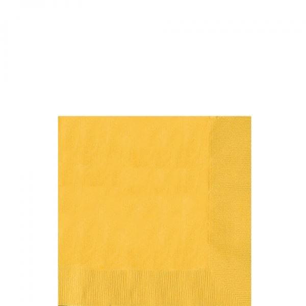 BODA-SERVILLETAS-PARA-Cena-Almuerzo-2-capas-Vajilla-ARTiCULOS-FIESTAS-COLORES