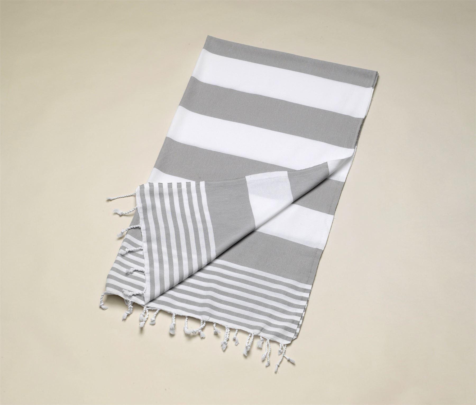 lelilian hammam grand turque drap serviette de plage bain coton gb ebay. Black Bedroom Furniture Sets. Home Design Ideas