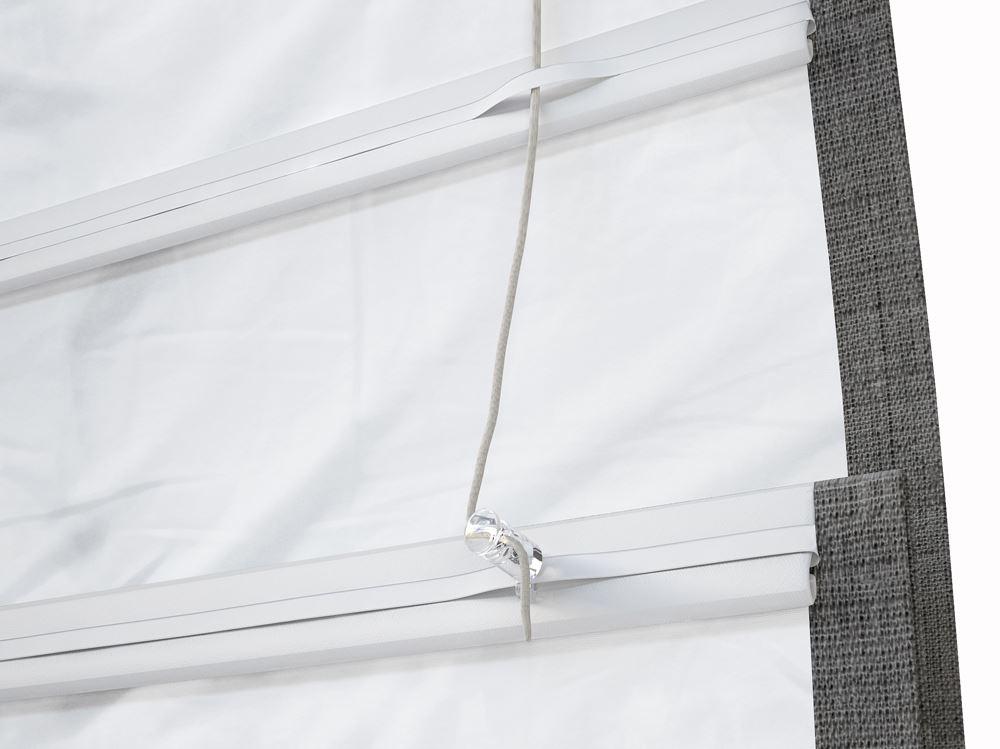 Roman Blind Cba Corded Kit Diy Headrail Curtain Window