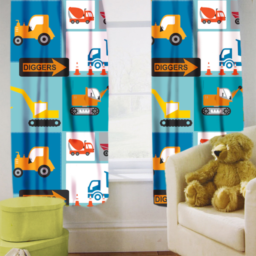 kinder kindergarten gardinen junior tweens klebeband top bleistiftfalte ebay. Black Bedroom Furniture Sets. Home Design Ideas