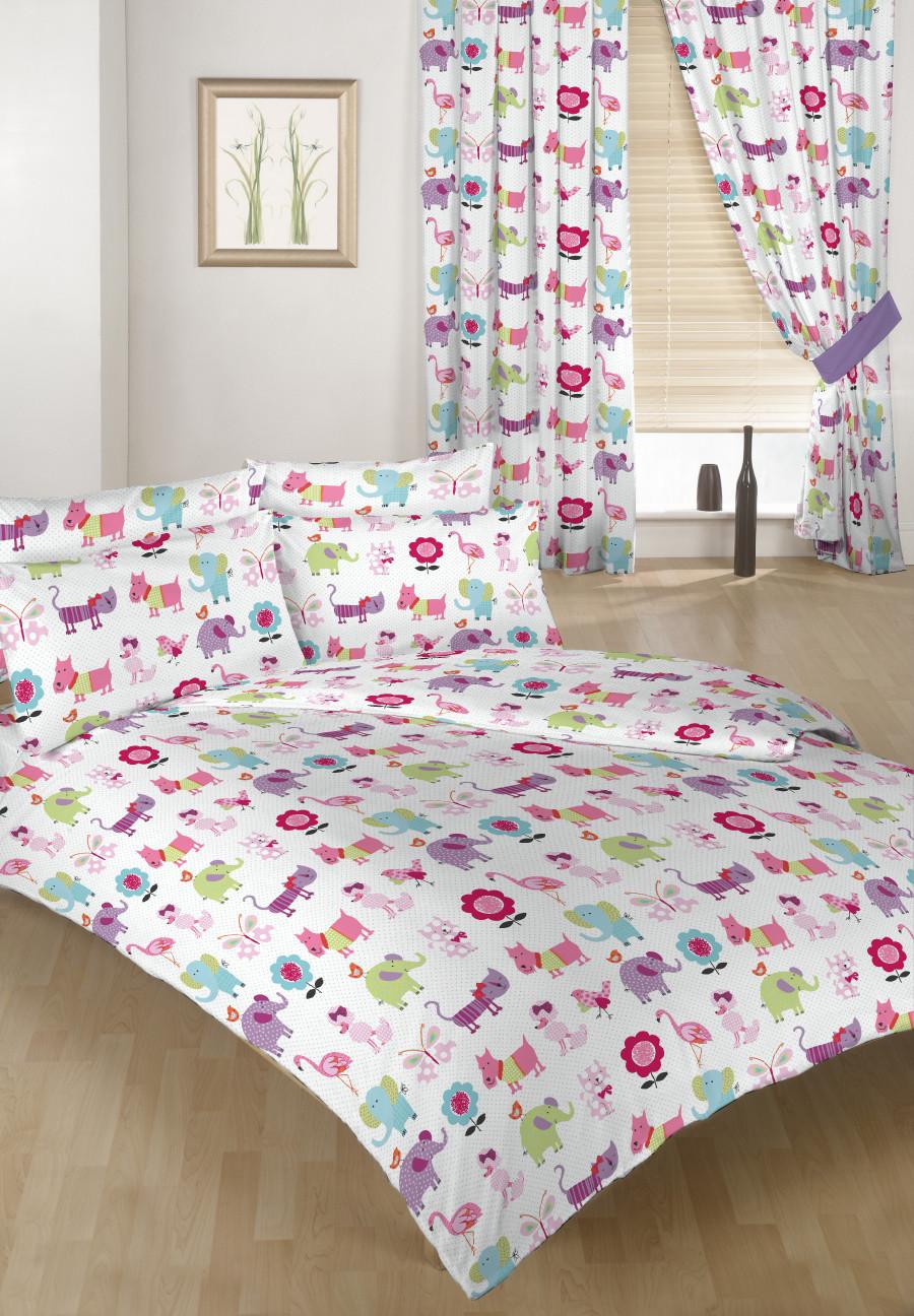 literie pour enfants taille double couverture qulit couvres 2 taie d 39 oreiller ebay. Black Bedroom Furniture Sets. Home Design Ideas
