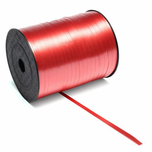 Intero-Palloncino-Arricciato-Ribbion-Per-Fiorista-Confezione-cravatta-Filo