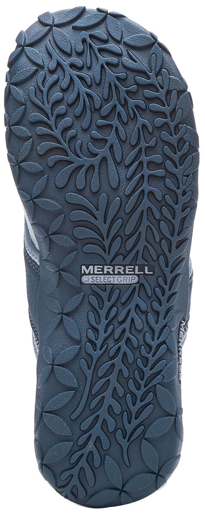 Merrell Terran Post Post Post II Donna Sandali Infradito in Blu Ardesia & Fucsia ca190e