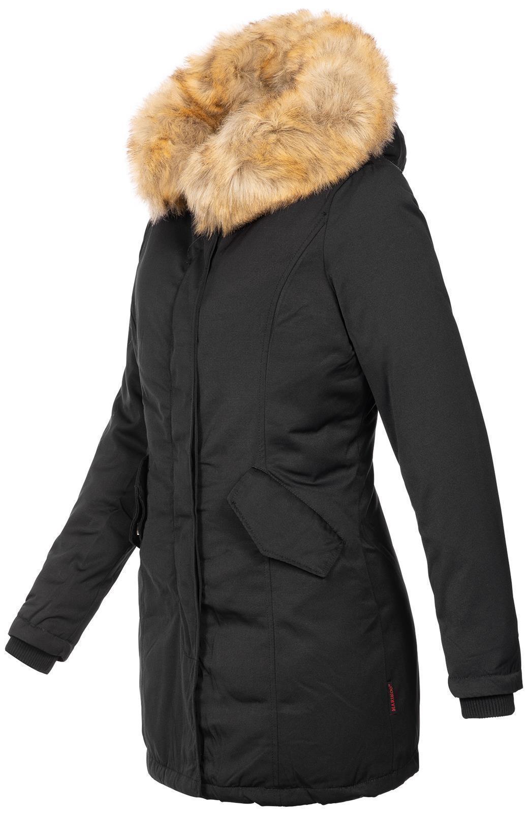 Eskimo Rivestimento Karmaa Marikoo Donna Cappotto Caldo Invernale B362 Giacca ZnYXOOqa