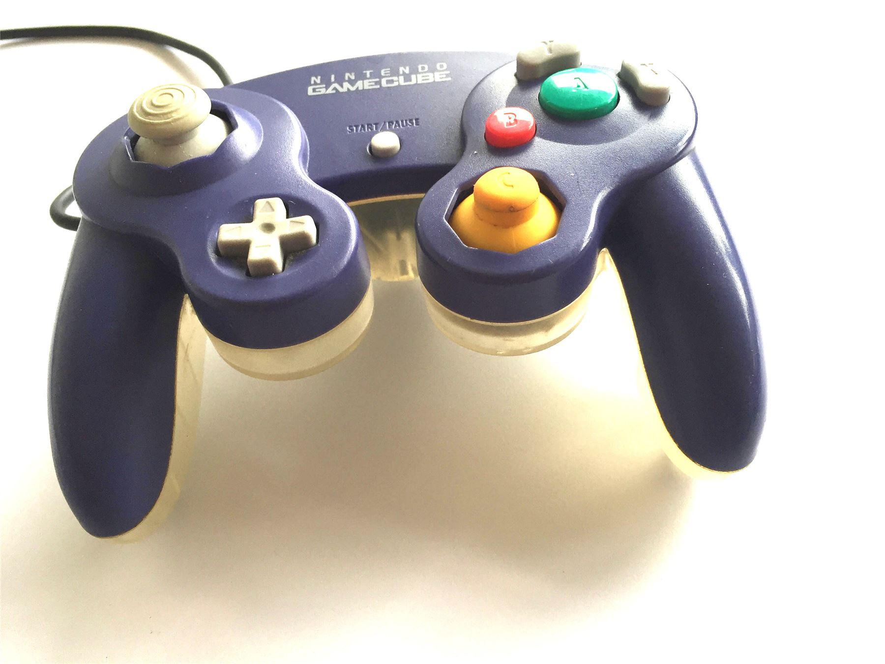 Nintendo-Gamecube-Ufficiale-Originale-Controller-Vari-Colori-Disponibile thumbnail 20