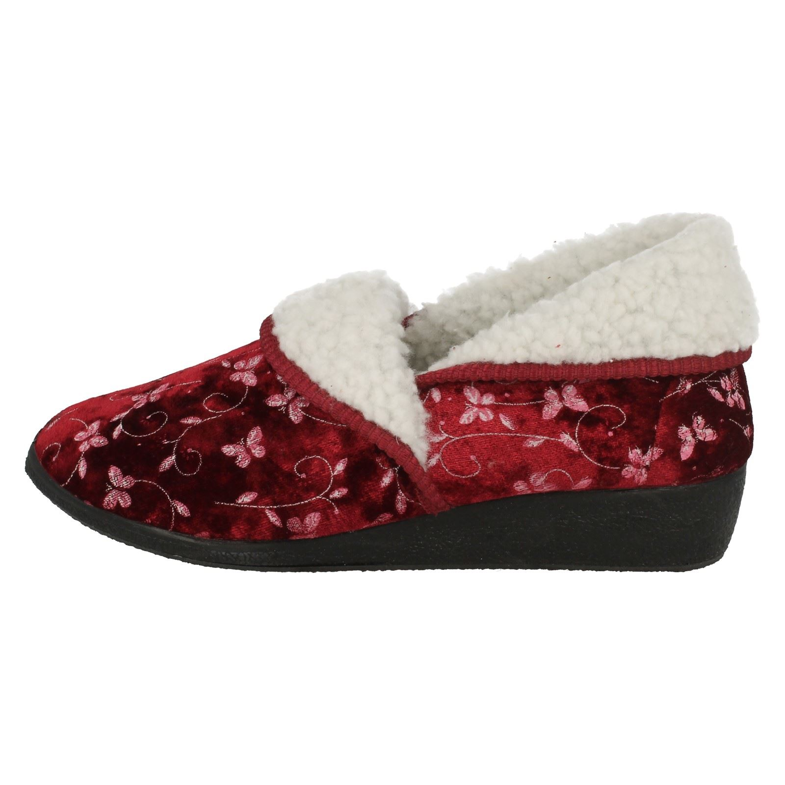 Ladies-Four-Seasons-House-Slippers-Edith thumbnail 4