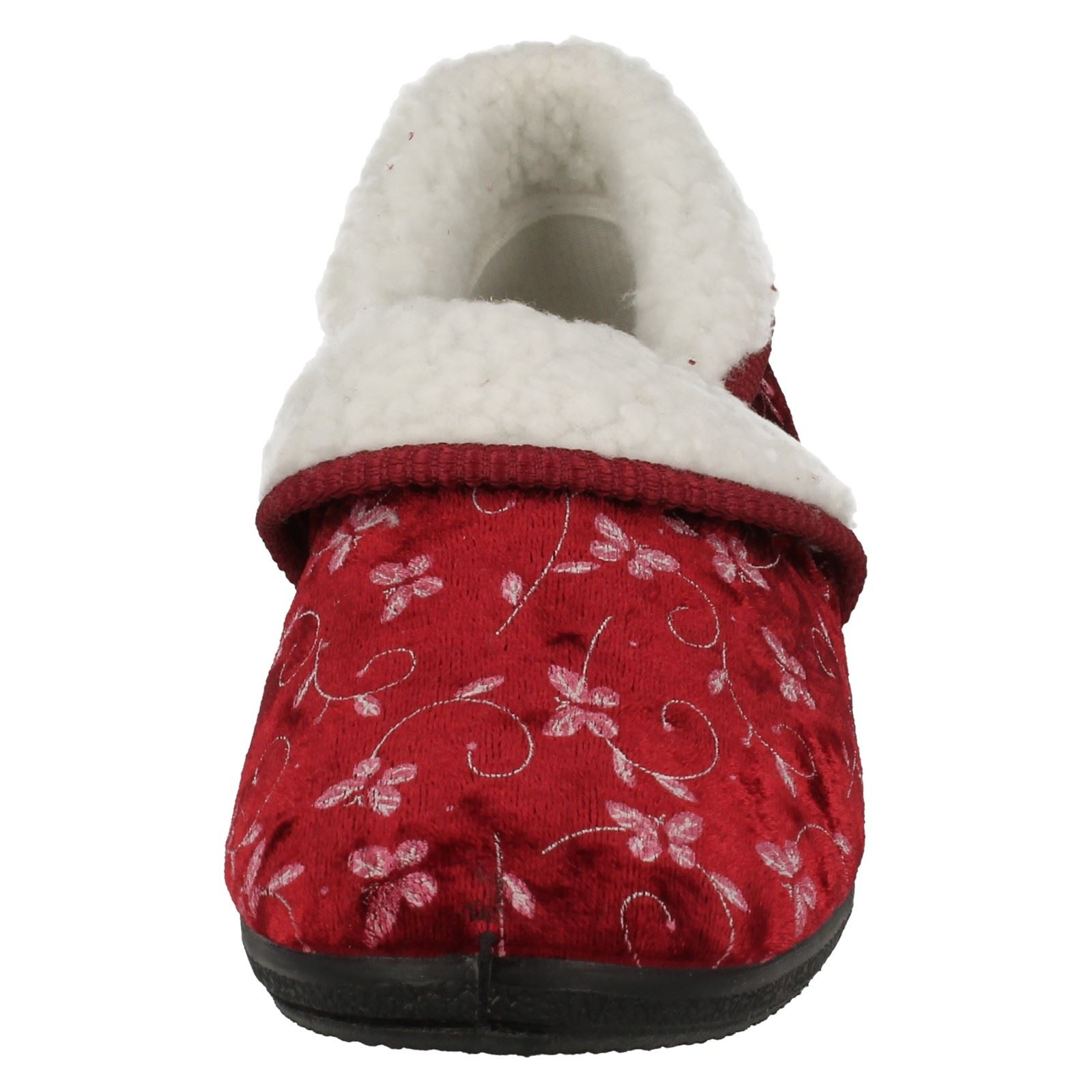 Ladies-Four-Seasons-House-Slippers-Edith thumbnail 9