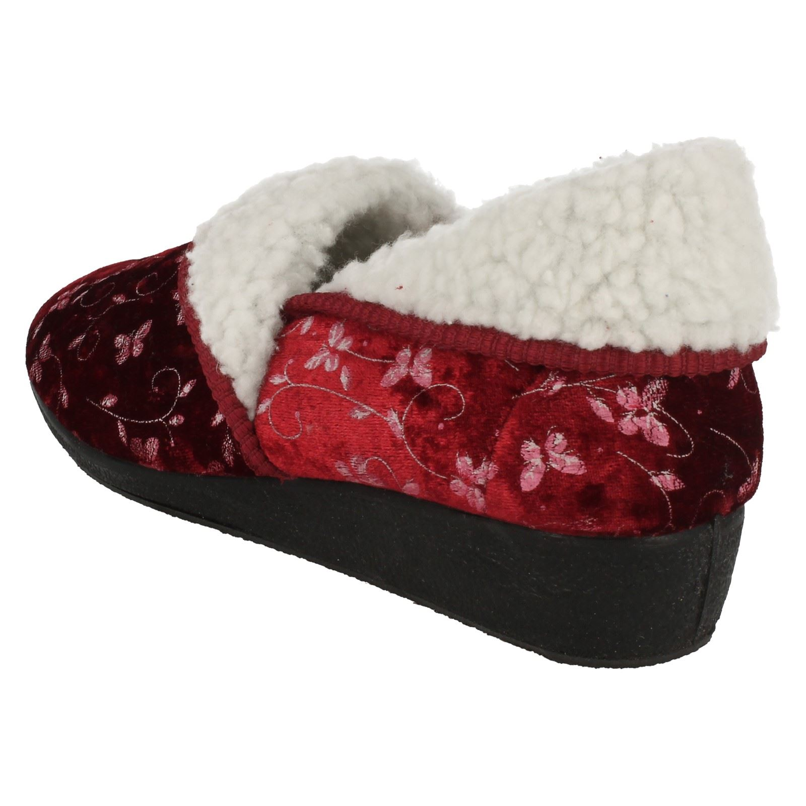 Ladies-Four-Seasons-House-Slippers-Edith thumbnail 8