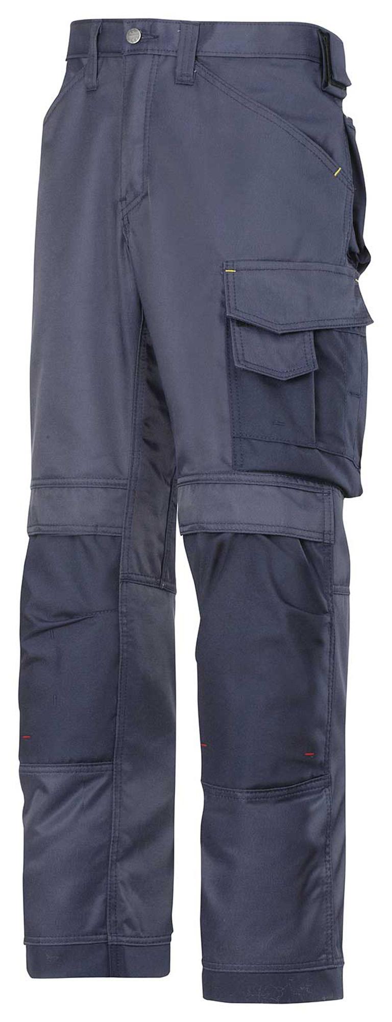 Snickers DuraTwill Trabajo Pantalones Pantalones Pantalones Con Bolsillos En Las Rodilleras. Oficial 49611d