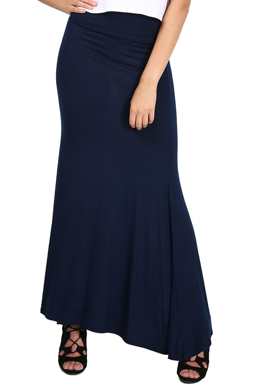 femme simple lastique vas franki gypsy jupe longue grande taille 8 22 ebay