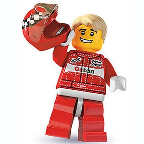 LEGO-MINIFIGURE-8803-MINIFIGURE-SERIE-3-NUOVO-NEW-LEGO-ORIGINALE