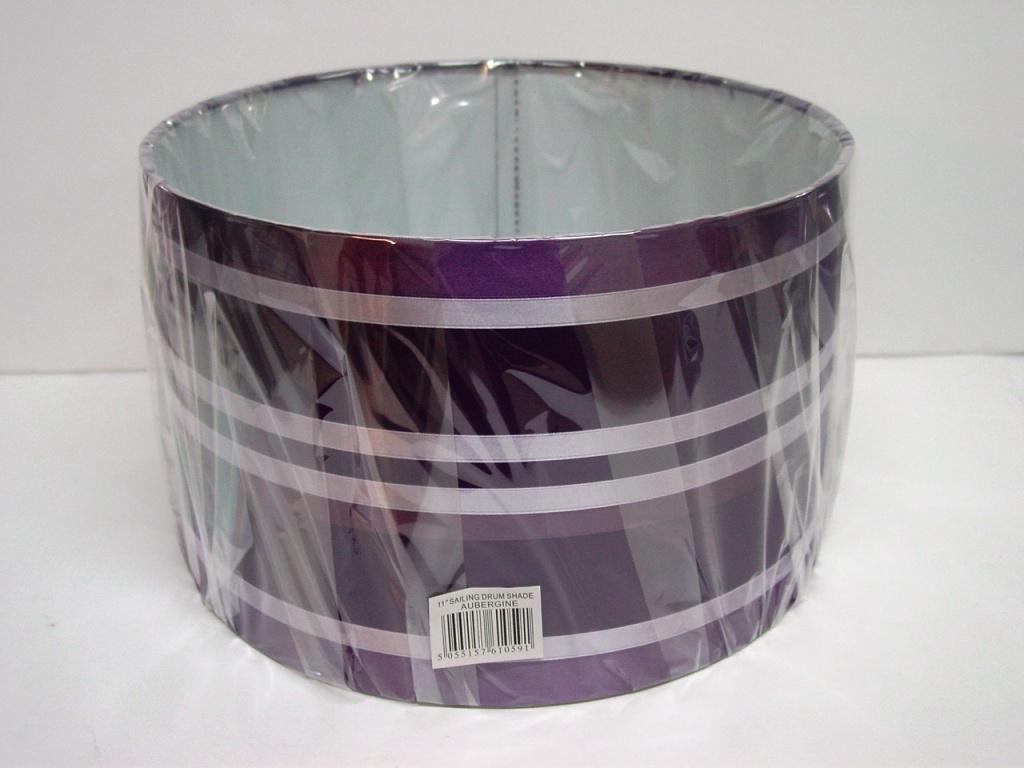27-9cm-Tambour-Ruban-Lampe-Plafonnier-Suspendue-Abat-Jour-de-Bold-Colours-amp