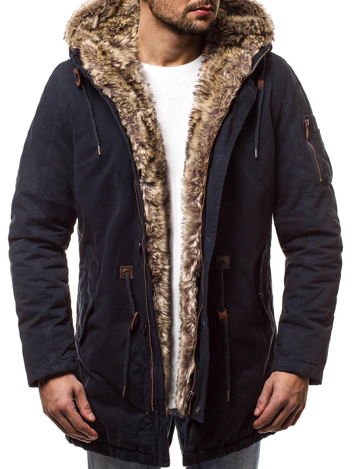Jb Wintercoat Manteau 1065 Chaud Homme Veste Ozonee Parka D'hiver 0TdqaPw04S