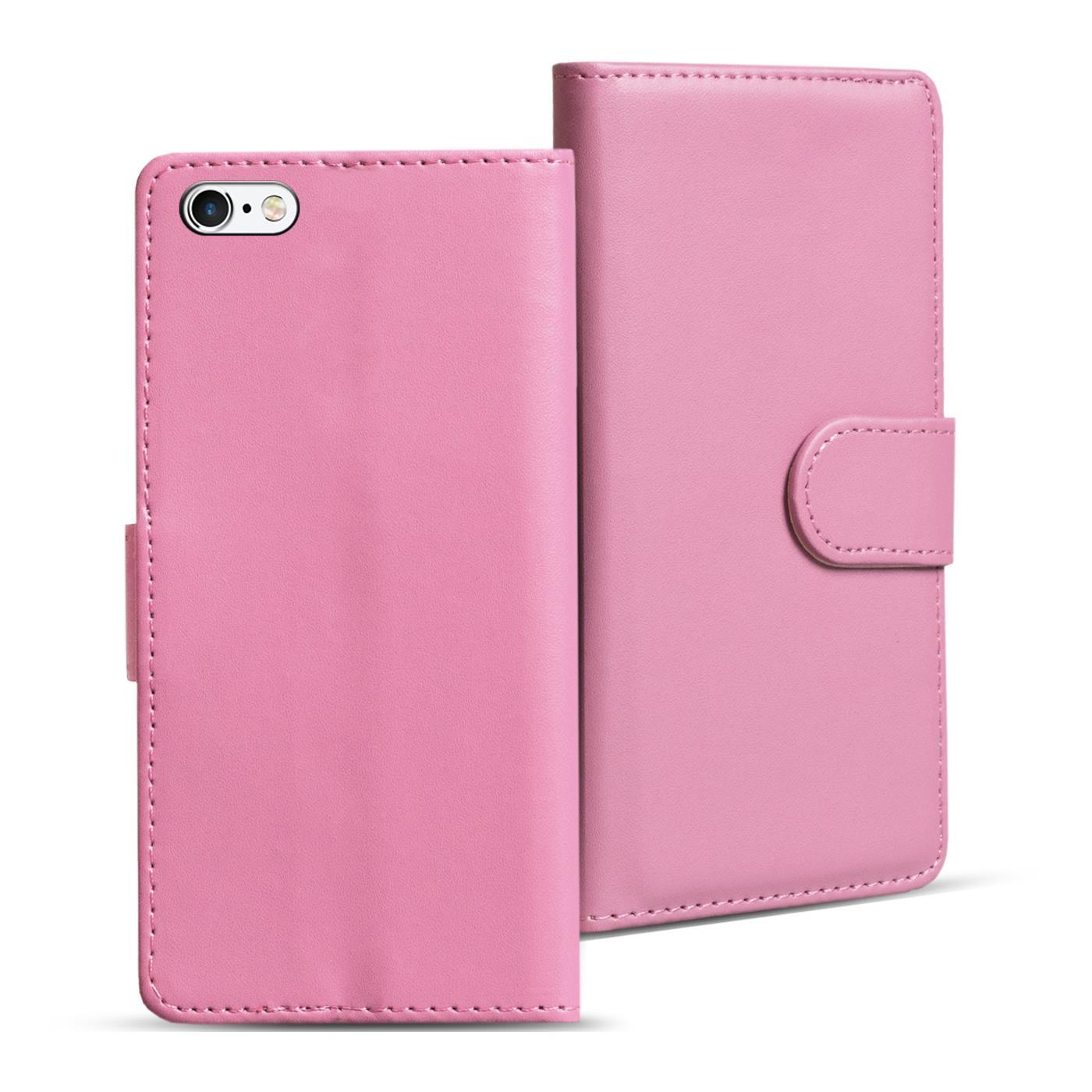 Funda-para-Movil-Apple-Iphone-Estuche-Basic-Wallet-Plegable