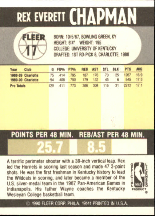 1990-91-Fleer-Basketball-Card-Pick thumbnail 33