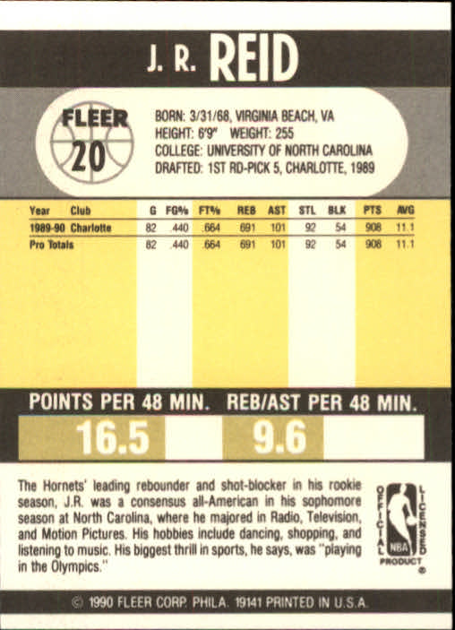 1990-91-Fleer-Basketball-Card-Pick thumbnail 39