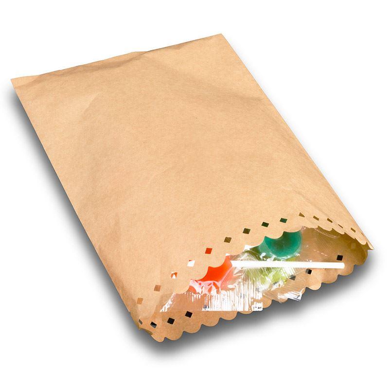 Pink Chevron Farbig Papierbeutel X100 Süßigkeiten Behandeln Geschenk