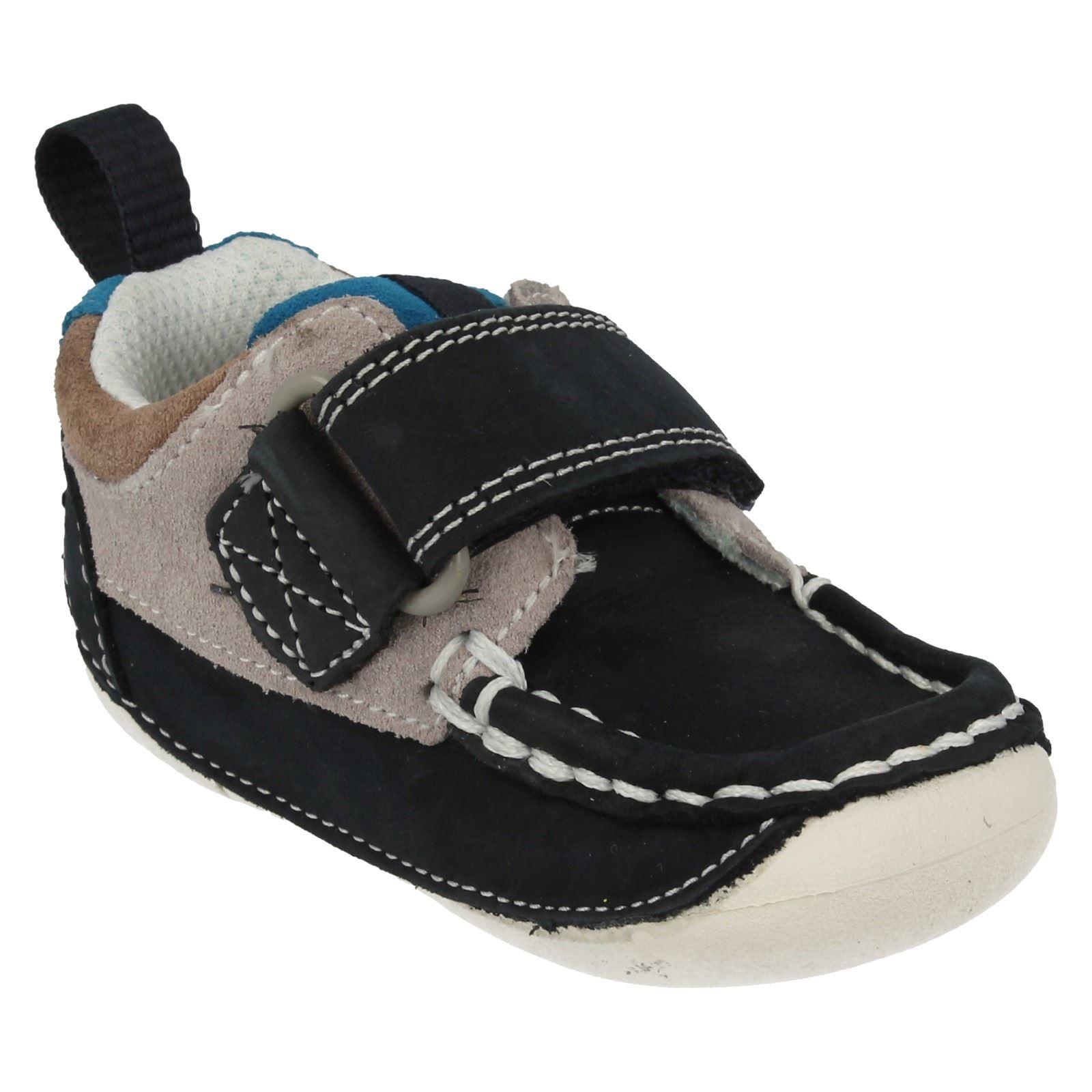 Boys Clarks Casual Cruiser Shoes Cruiser Deck