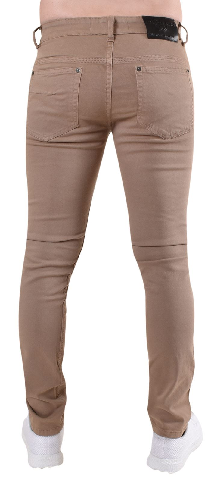 136000d718f89 ... Hommes Loyalty   Faith Jeans Moulant Coupe Skinny Skinny Coupe Coton  Extensible Pantalon 128089 ...