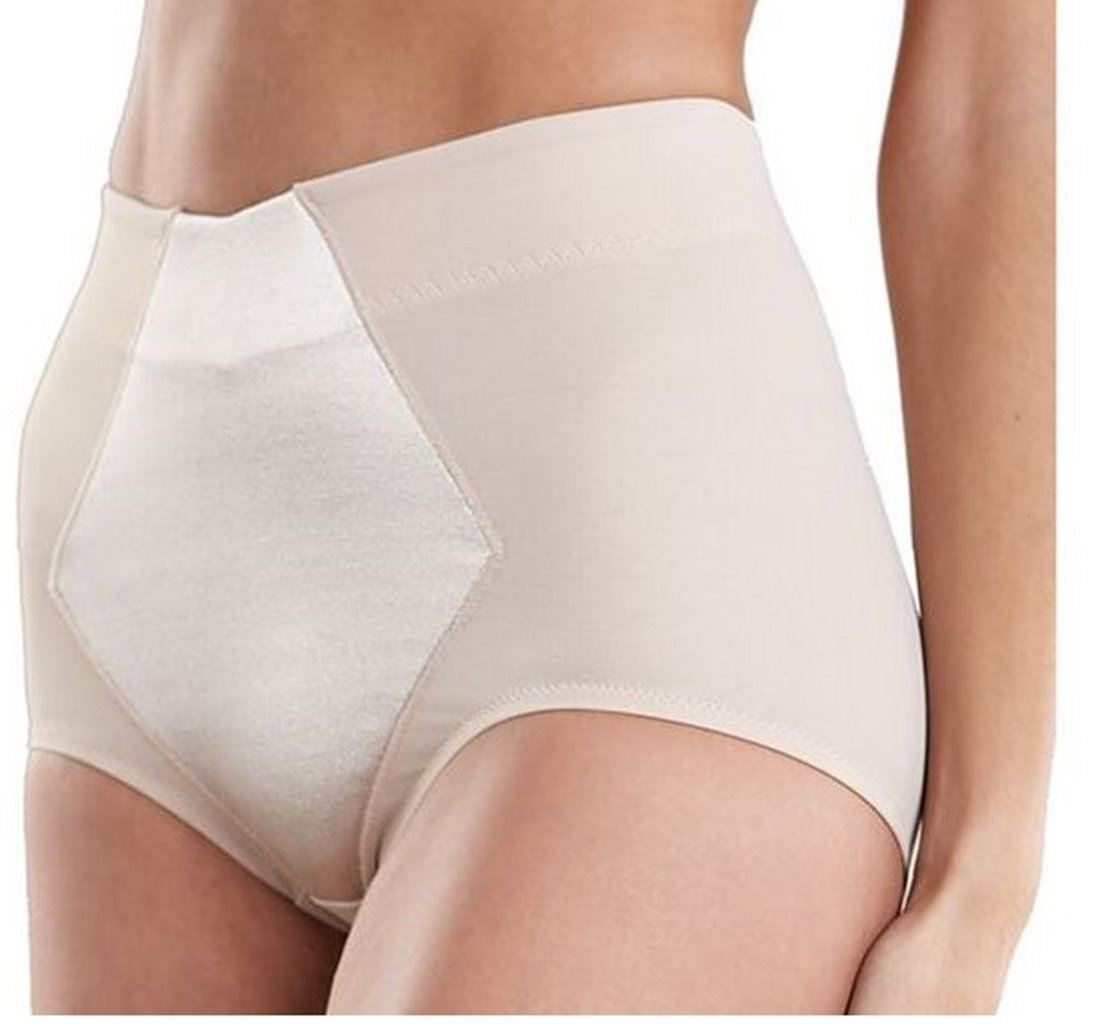 Mujer-Control-Wear-Ropa-Reductora-Saten-Barriga-Firme-Ropa-Interior-Pierna