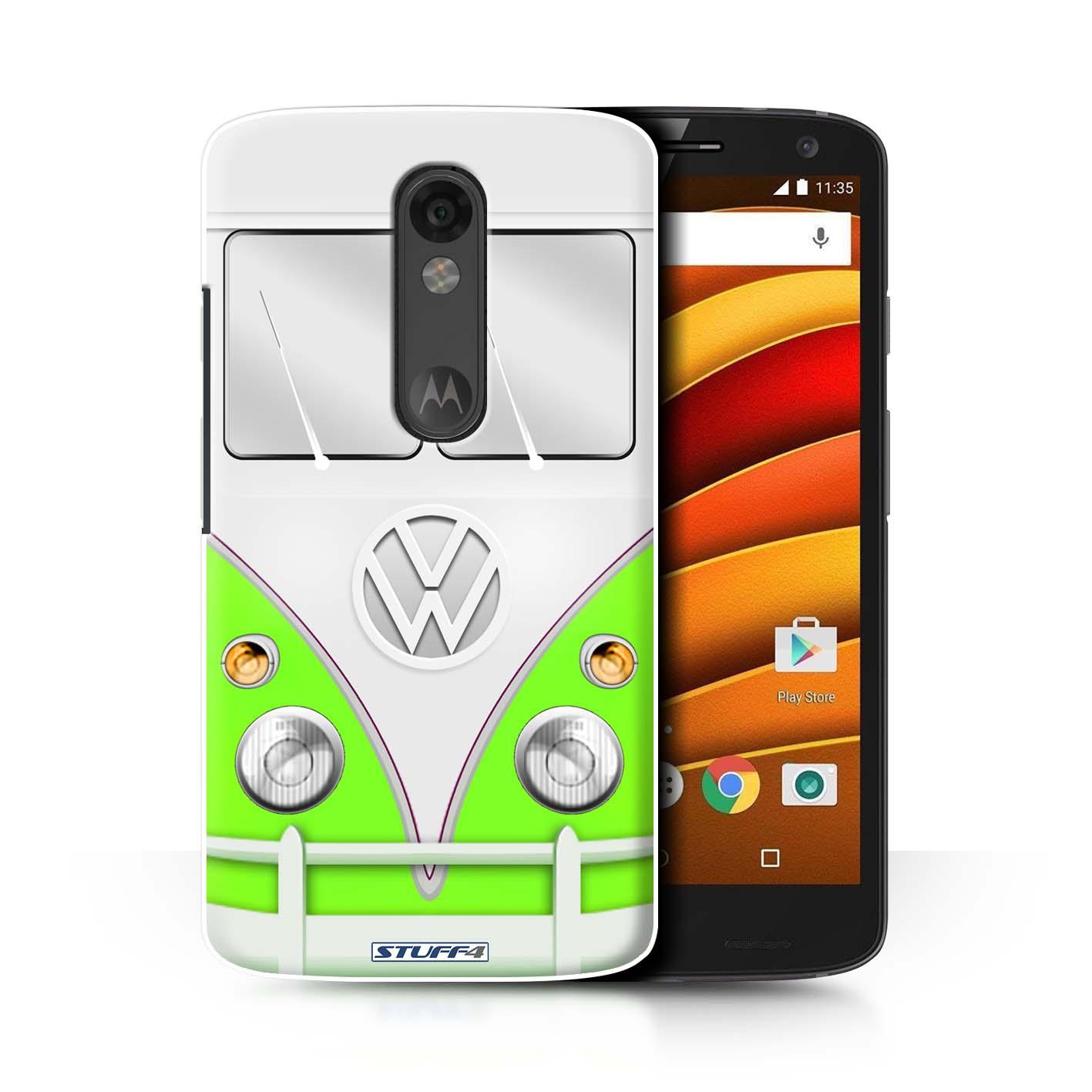 Stuff4-Funda-para-telefono-Motorola-E-amp-GB-Smartphone-VW-Camper-Van-PROTECTORA