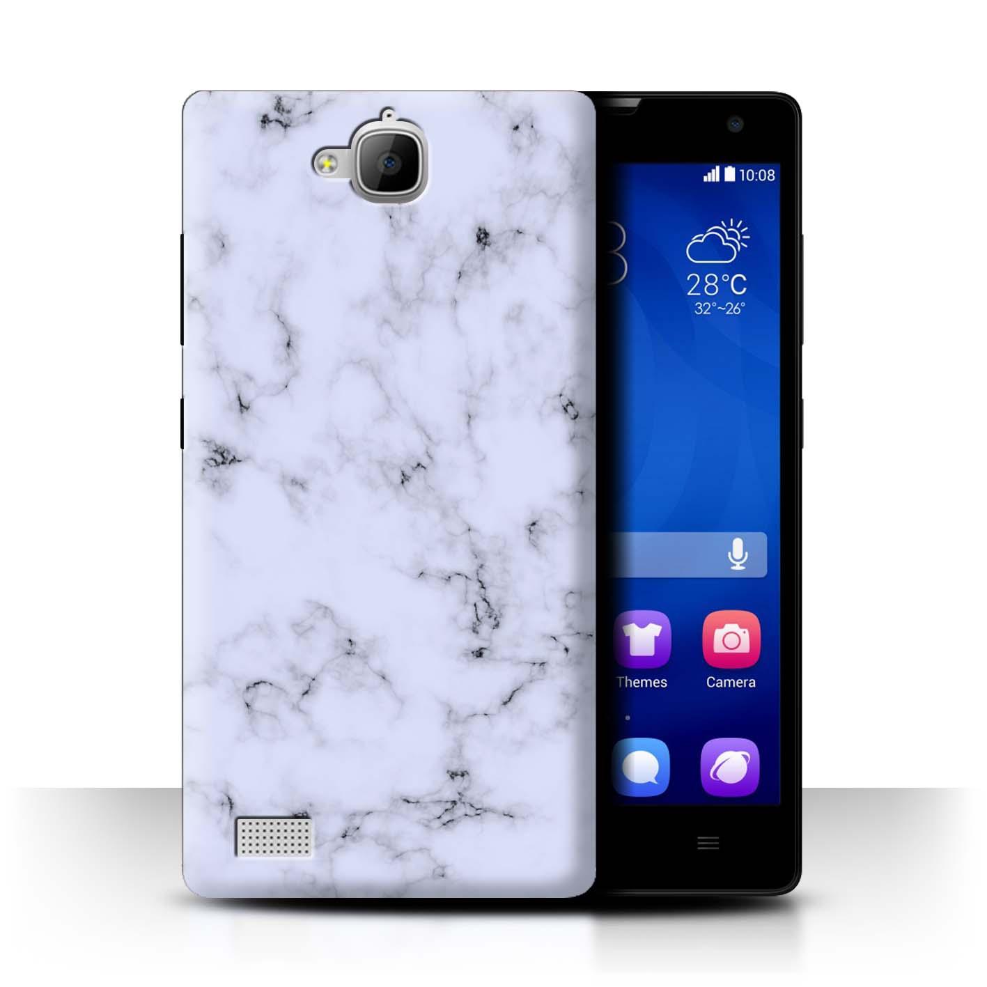 STUFF4-Funda-para-Telefono-para-Huawei-Honor-Smartphone-Marmol-Rock