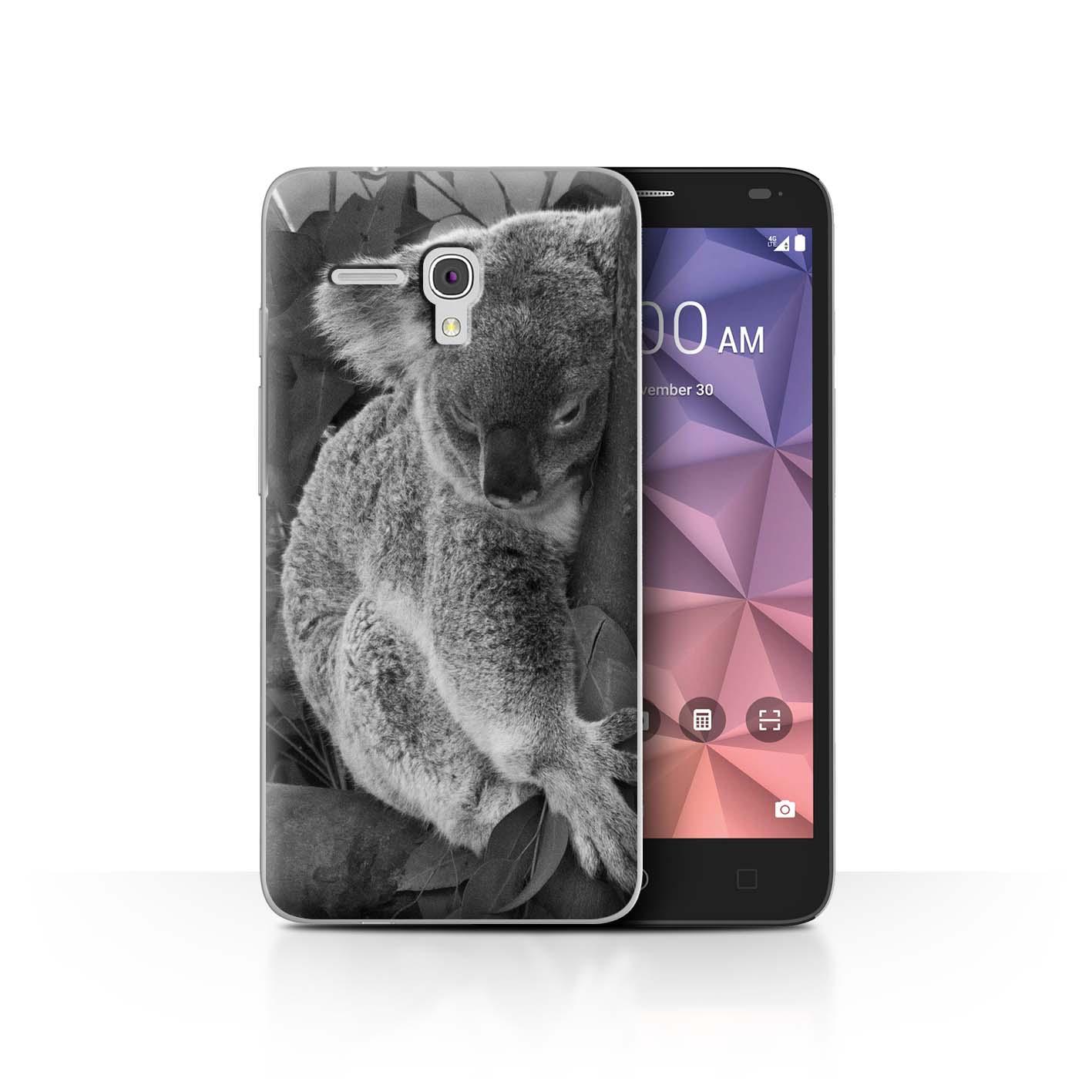 Stuff4-fundas-para-telefono-para-Alcatel-Smartphone-Mono-Zoologico-Animals