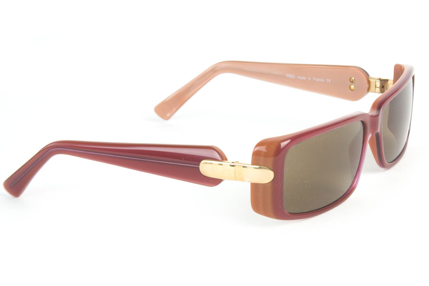 Fred-Lunettes-Marie-Galante-C2-Sunglasses-55mm-NEW thumbnail 7