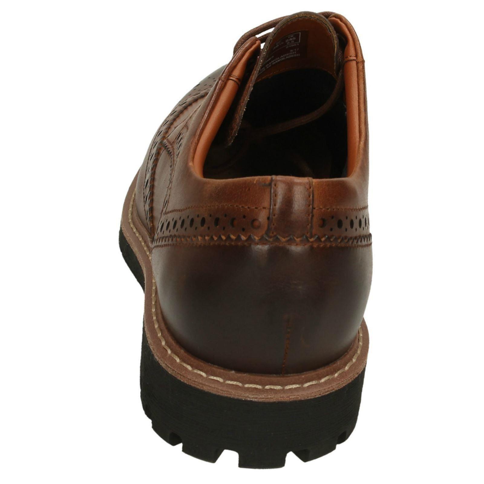 Hommes Clarks Habillé Habillé Clarks Chaussures Richelieu' Batcombe Aile ' f74588