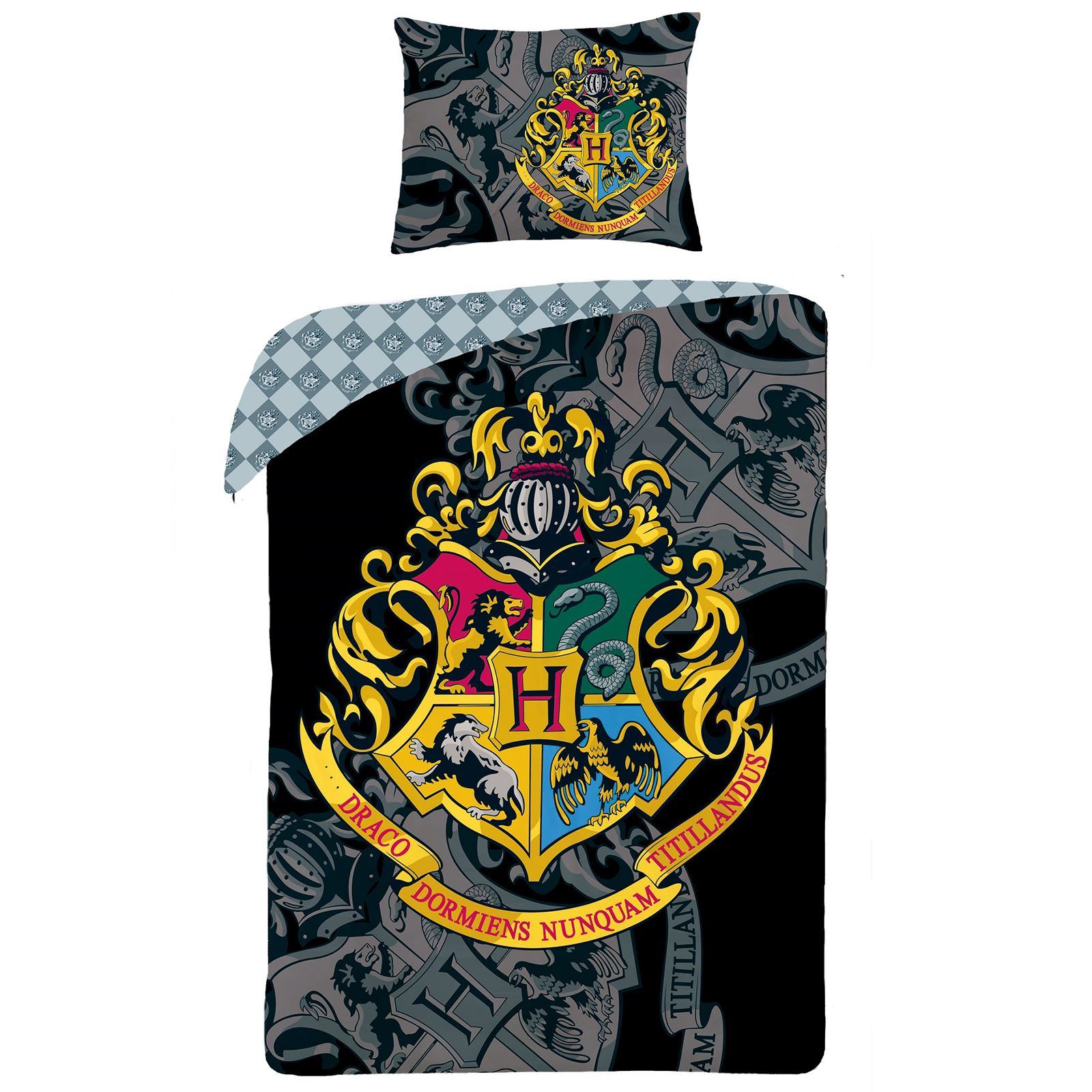 Ragazzi-Copripiumino-per-Letto-Singolo-Set-Paw-Patrol-Pj-Masks-Harry-Potter