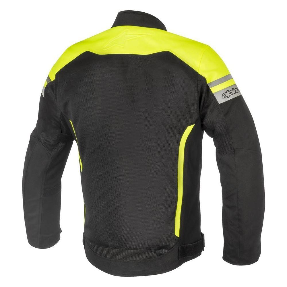 Alpinestars-Leggero-Leonis-Drystar-Sport-Corsa-Aria-Giacca-in-Tessuto miniatura 7
