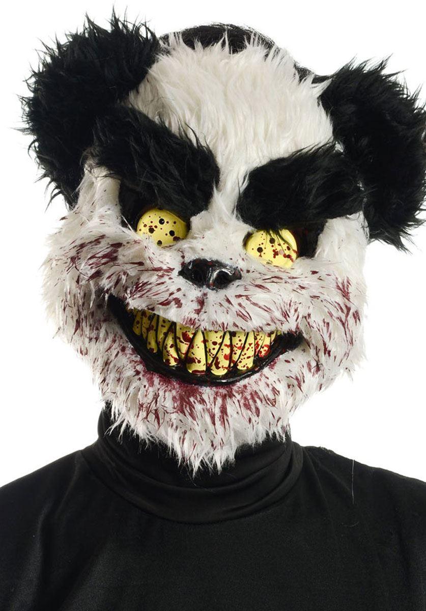 Aterrador-evil-zombie-ted-asesino-oso-peludo-CONEJITO-  sc 1 st  eBay & Aterrador Mal Zombi Ted ASESINO oso peludo Conejito Disfraz ...
