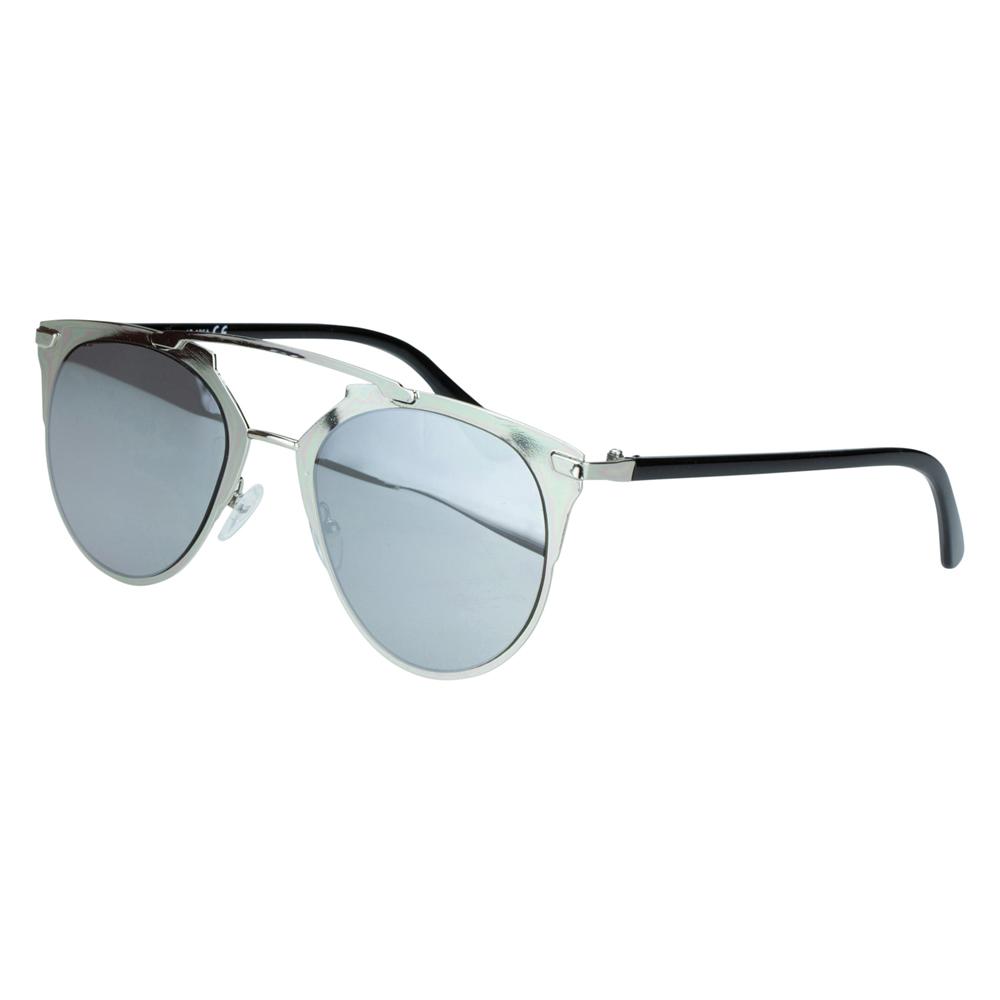 sense42-CAT-Ojo-Gafas-de-sol-pantobrille-flache-Gafas-Reflectante-METAL