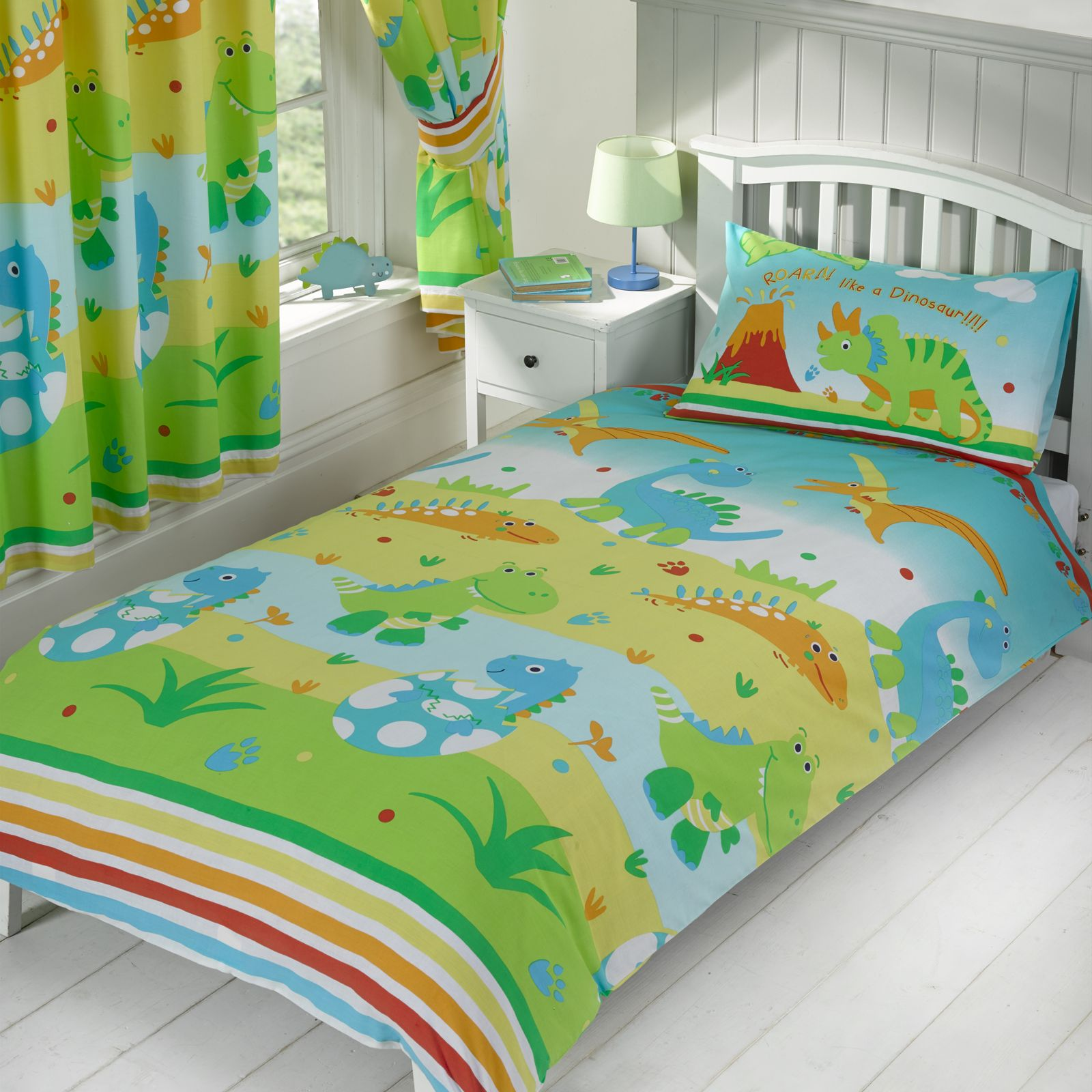 junior toddler duvet cover sets cot bedding unicorn dinosaur solar  - junior toddler duvet cover sets cot bedding unicorn dinosaur solar systemsnew