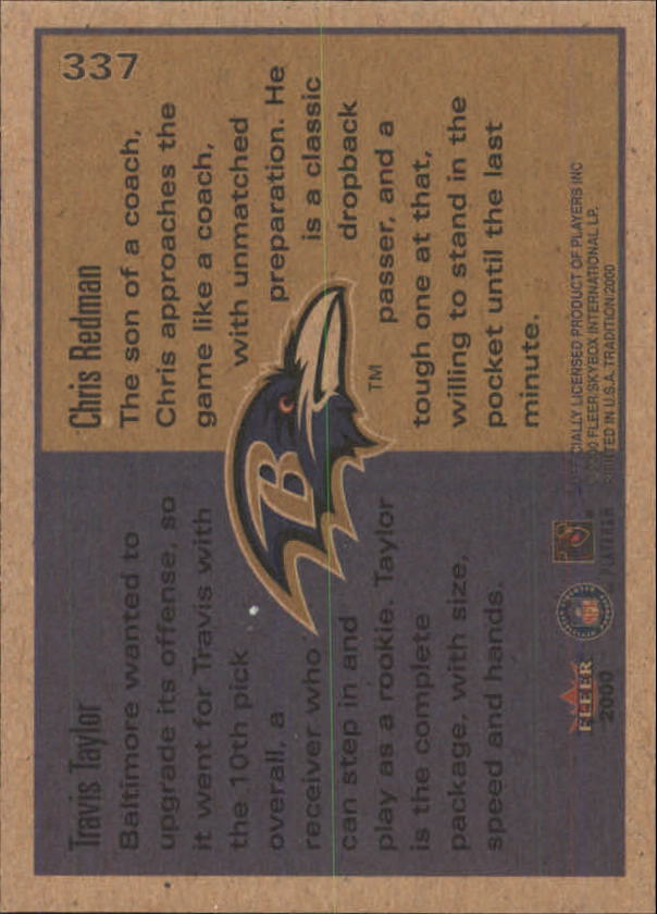 thumbnail 147 - A7983- 2000 Fleer Tradition FB #s 251-400 +Inserts -You Pick- 10+ FREE US SHIP