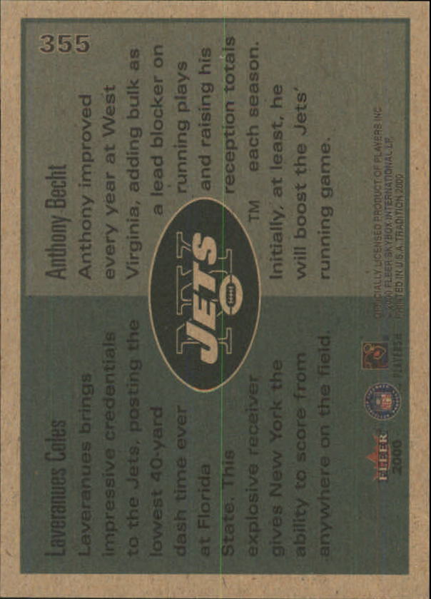 thumbnail 177 - A7983- 2000 Fleer Tradition FB #s 251-400 +Inserts -You Pick- 10+ FREE US SHIP
