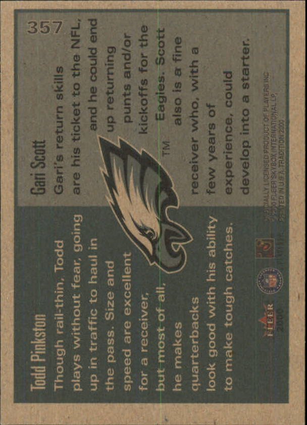 thumbnail 179 - A7983- 2000 Fleer Tradition FB #s 251-400 +Inserts -You Pick- 10+ FREE US SHIP