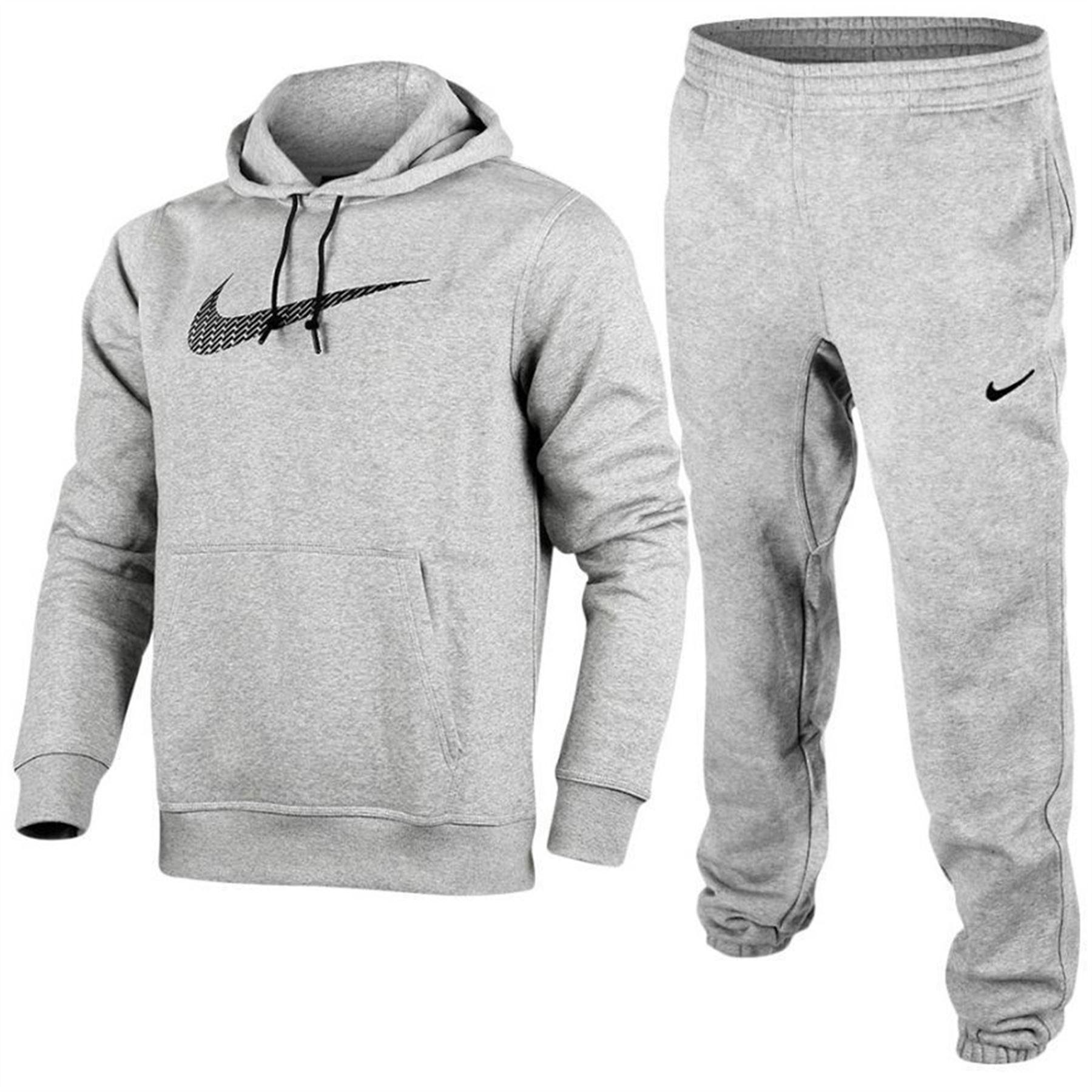 jogging hommes nike gris